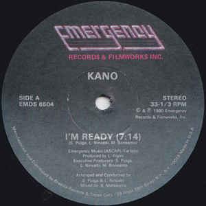 I'm Ready - Album Cover - VinylWorld