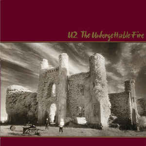 U2 - The Unforgettable Fire - VinylWorld