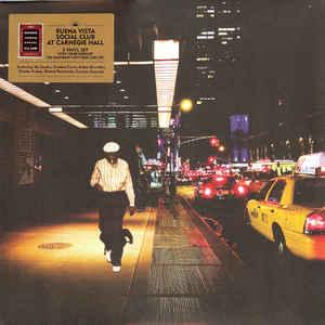 Buena Vista Social Club At Carnegie Hall - Album Cover - VinylWorld
