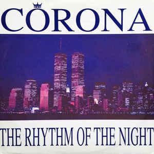 The Rhythm Of The Night - Album Cover - VinylWorld