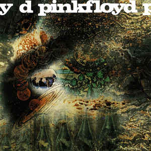 Pink Floyd - A Saucerful Of Secrets - Album Cover