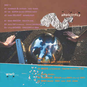 Absolutely Wino - Album Cover - VinylWorld