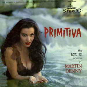 Primitiva - Album Cover - VinylWorld