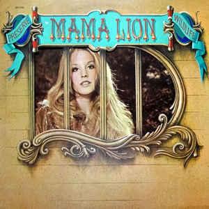 Mama Lion - Preserve Wildlife - Album Cover