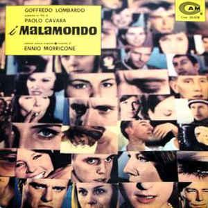 Ennio Morricone - I Malamondo (Colonna Sonora Originale) - Album Cover
