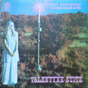 Valentyne Suite - Album Cover - VinylWorld