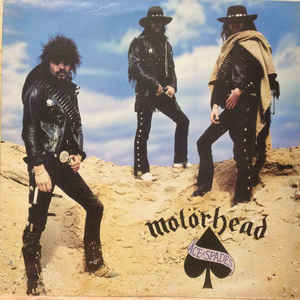 Motörhead - Ace Of Spades - Album Cover