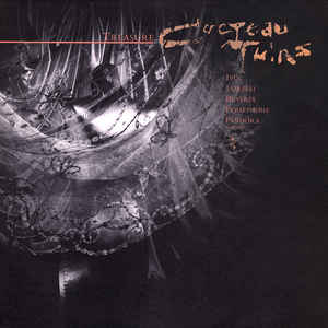 Cocteau Twins - Treasure - Album Cover