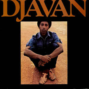 Djavan - Album Cover - VinylWorld