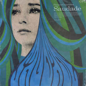 Thievery Corporation - Saudade - Album Cover