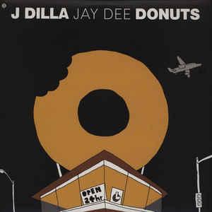 J Dilla - Donuts - Album Cover