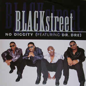No Diggity - Album Cover - VinylWorld