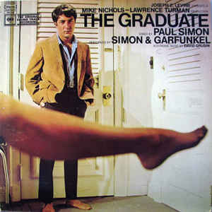 Simon & Garfunkel - The Graduate (Original Sound Track Recording) - Album Cover