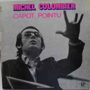 Michel Colombier - Capot Pointu - Album Cover