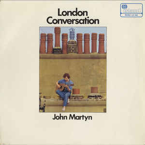 John Martyn - London Conversation - Album Cover