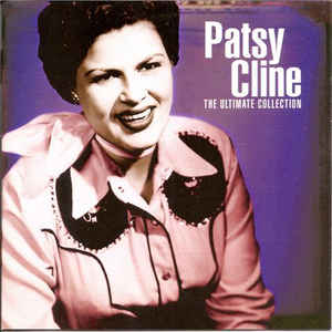 Patsy Cline - The Ultimate Collection - Album Cover