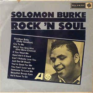 Solomon Burke - Rock 'N Soul - VinylWorld