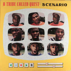 A Tribe Called Quest - Scenario - Album Cover