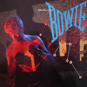 David Bowie - Let's Dance - VinylWorld