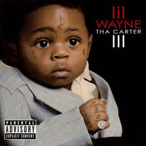 Lil Wayne - Tha Carter III - Album Cover