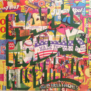 Happy Mondays - Pills 'N' Thrills And Bellyaches - Album Cover