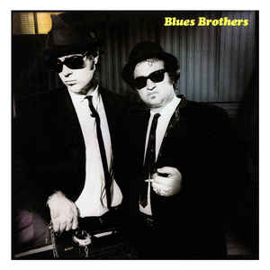 The Blues Brothers - Briefcase Full Of Blues - Album Cover