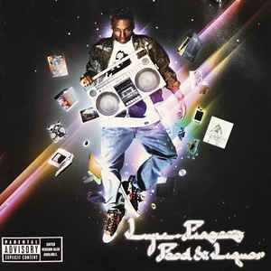 Lupe Fiasco - Lupe Fiasco's Food & Liquor - Album Cover