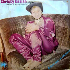 Christy Essien Igbokwe - Give Me A Chance - Album Cover