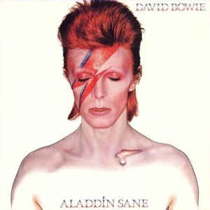 David Bowie - Aladdin Sane - Album Cover