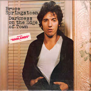 Bruce Springsteen - Darkness On The Edge Of Town - VinylWorld