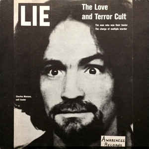 LIE: The Love And Terror Cult - Album Cover - VinylWorld