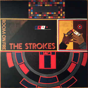 The Strokes - Room On Fire - Album Cover