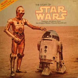 The Story Of Star Wars - Album Cover - VinylWorld