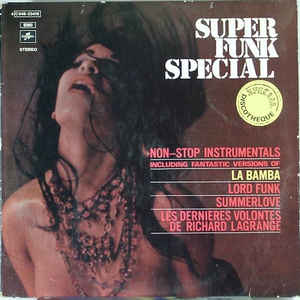 Super Funky Discotheque - Super Funk Special - Album Cover