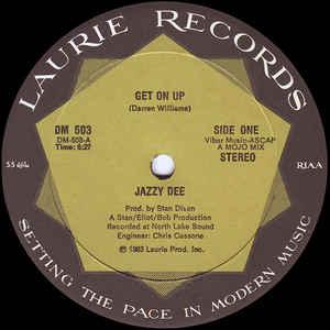 Jazzy Dee - Get On Up - VinylWorld