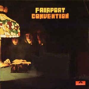 Fairport Convention - Fairport Convention - Album Cover