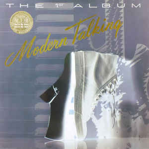 Modern Talking - The 1st Album - Album Cover