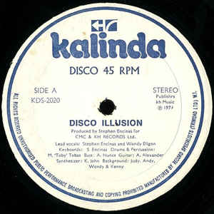 Disco Illusion / Lypso Illusion - Album Cover - VinylWorld