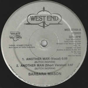 Barbara Mason - Another Man - VinylWorld