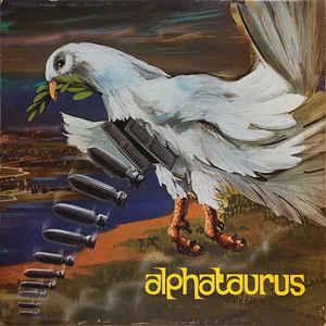 Alphataurus - Alphataurus - Album Cover