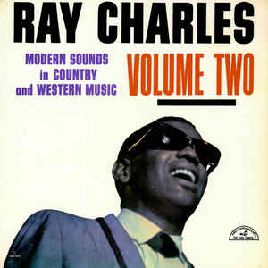Ray Charles - Modern Sounds In Country And Western Music Volume Two - Album Cover
