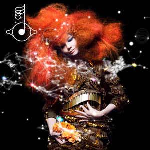 Björk - Biophilia - Album Cover
