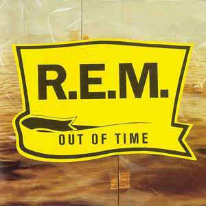 R.E.M. - Out Of Time - Album Cover
