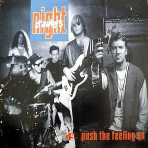 Nightcrawlers - Push The Feeling On - Album Cover