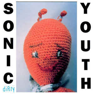 Sonic Youth - Dirty - Album Cover
