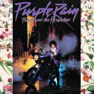 Purple Rain - Album Cover - VinylWorld