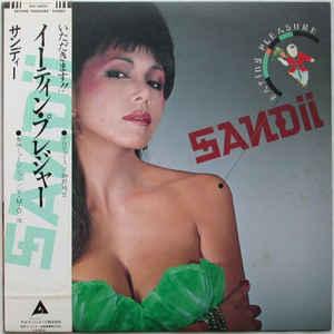 Sandii - Eating Pleasure - Album Cover