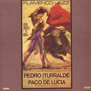 Pedro Iturralde Quintet - Flamenco-Jazz - Album Cover