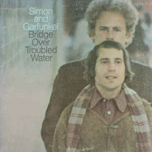Simon & Garfunkel - Bridge Over Troubled Water - Album Cover