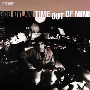 Bob Dylan - Time Out Of Mind - Album Cover